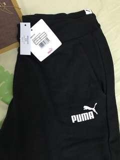 Puma棉質長褲