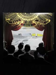 Fall Out Boy - From Under The Cork Tree Vinyl Lp
