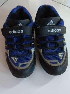 Adidas original 445 blue mix black