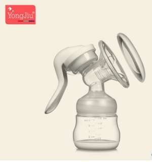Painless Manual Breast Pump Suction Large Maternity Milking Device Prolactinizer Massage Breasts