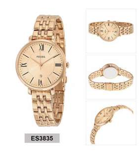Mother's Day OFFER - 100% Authentic - Fossil Ladies Watch NWT ES3435