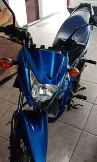 Kawasaki Fury 125 2014