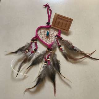 Heartshape Dreamcatcher