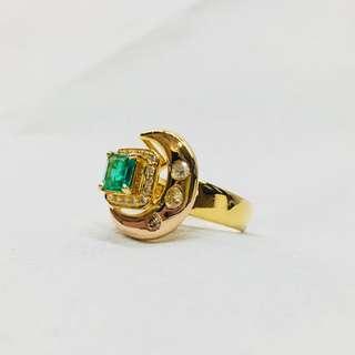 Cherisher 18k gold (750) Rose gold (750)