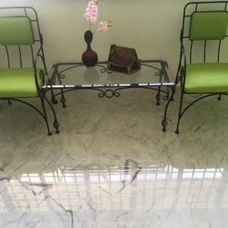 Lovely Wrought Iron Furniture