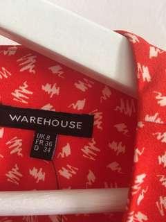 Brand new warehouse dress
