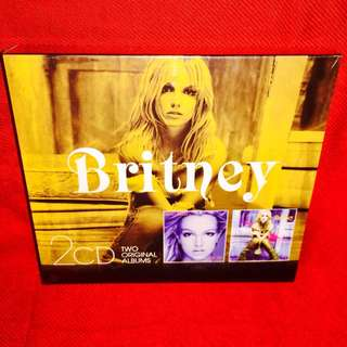 Britney Spears	-	In The Zone + Britney (2CD Original Albums) Box Set
