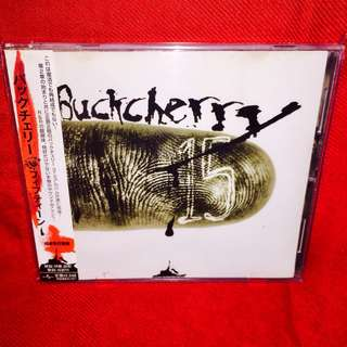Buckcherry	-	15 (OB Strip)