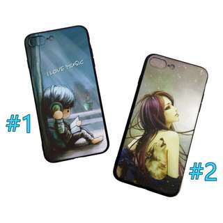 Music Wolf Anime Soft iPhone Case 7 8 plus