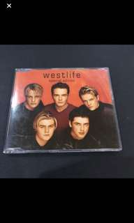 Cd box C1 -WestLife Special Edition