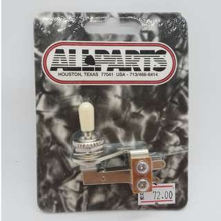 Right Angle Toggle Switch (by Allparts)