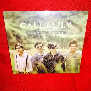 Callalily-Flower Power CD