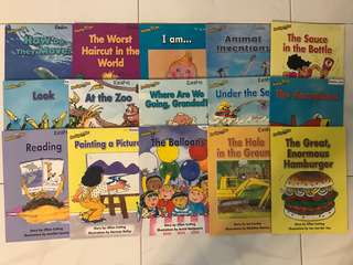 Colourful set of 15 Children Books