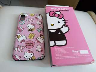 Sanrio iPhone x case