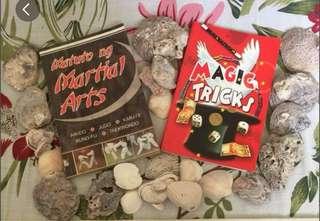 Magic Tricks & Martial Arts