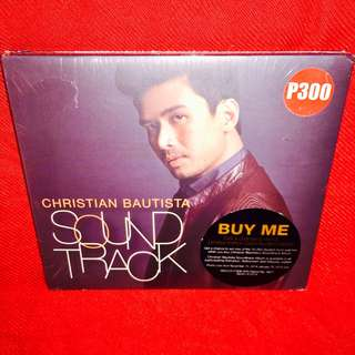 Christian Bautista	-	Sound Track CD
