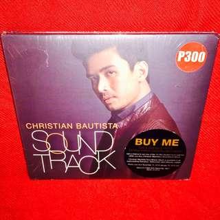 Christian Bautista-Sound Track CD