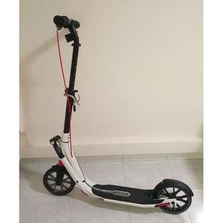 Oxelo easyfold Town 9 adult kick scooter
