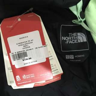 Authentic North Face Triclimate