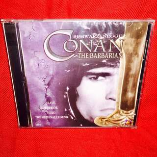 Connan The Barbarian (VCD)	-	Movie