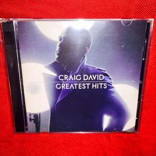 Craig David	-	Greatest Hits CD
