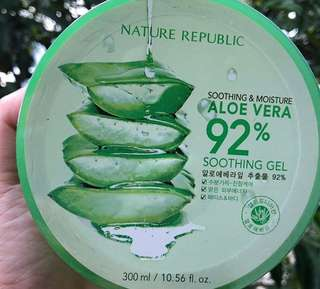 Nature Republic shooting gel