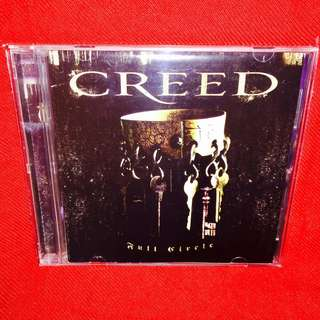 Creed	-	Full Circle CD