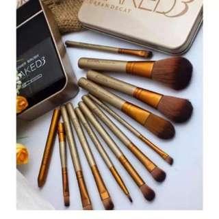 Urban Decay Makeup Brush Set