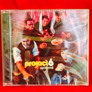 6-Cycle Mind	-	Project 6 CD