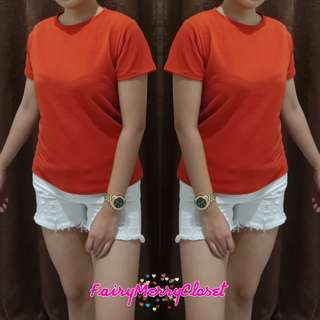 Dark Orange tshirt
