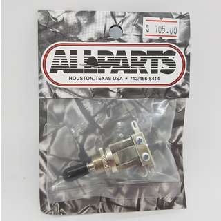 Switchcraft Short Toggle Switch (by Allparts)