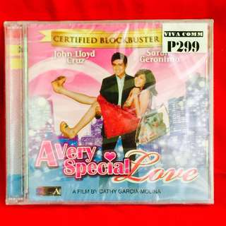 A Very Special Love	-	VCD Movie