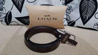 Belt Coach - 100% Authentic / 100% Original