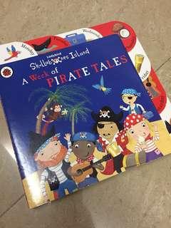 Pirate book (ladybird)