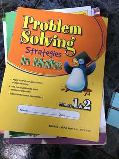 Problem solving strategies in maths
