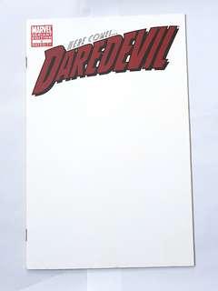 DAREDEVIL 1 WAID BLANK COVER