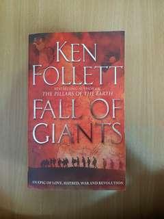 Fall of Gaints - Ken Follett