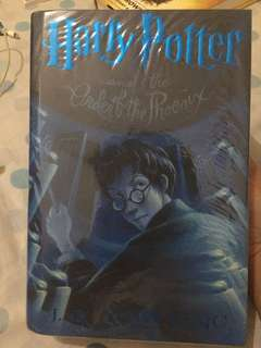 Harry Potter Book 5