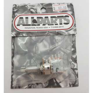 "500K 3/4"" Push Pull Pot (by Allparts)"