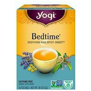 Bedtime Tea Soothing and Spicy Sweet - Yogi