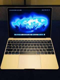 MacBook 12 Gold (256GB)
