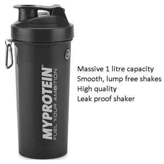 Smartshake shaker 1L Black