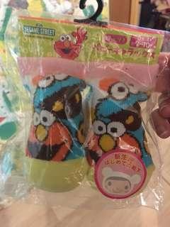 🇯🇵Elmo 初生襪