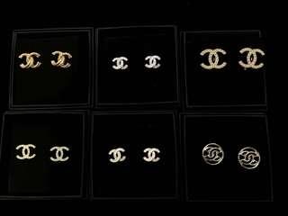 Chanel耳環
