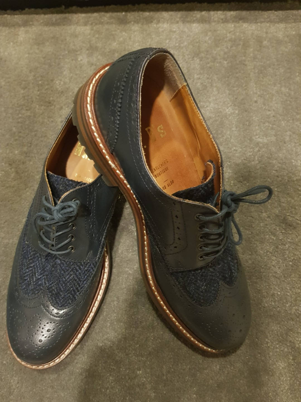 25bfe0b527 100% Authentic Brand New Genuine Leather Designer Mr B's For Aldo ...