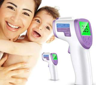 Digital electronic child thermometer infant infrared electronic non contact thermometer