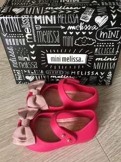 🌟Brand New - Melissa 🎀🎀shoes