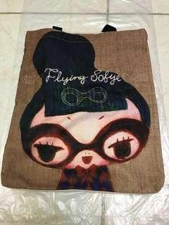 Flying Sofye布袋