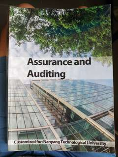 AC2104 Assurance and Auditing (EMGP) **FREE BIBLE**