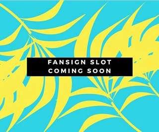 Fansign Slot